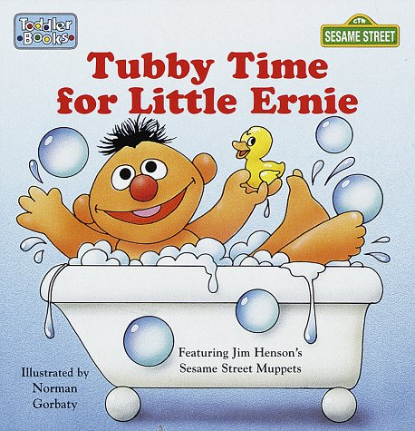 9780679888833: Tubby Time for Little Ernie (Board Books)