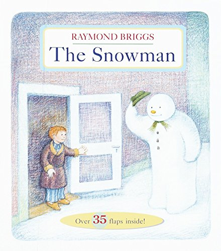 9780679888963: The Snowman (Nifty Lift-and-Look)