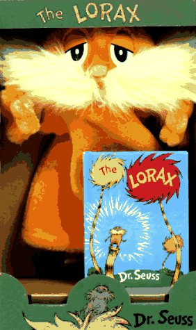 9780679889090: Lorax Mini Book and Puppet