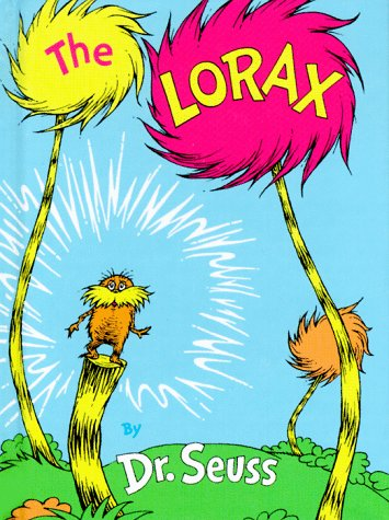 The Lorax (Classic Seuss) (9780679889106) by Seuss, Dr.