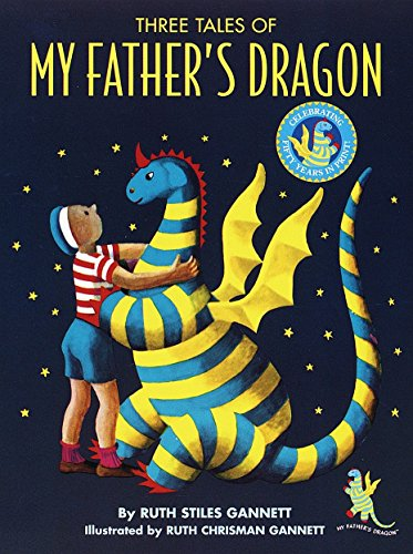 9780679889113: Three Tales of My Father's Dragon: My Father's Dragon, Elmer and the Dragon, the Dragons of Blueland