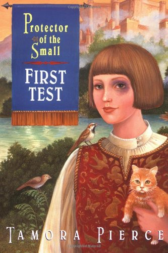 9780679889144: First Test (Protector of the Small)