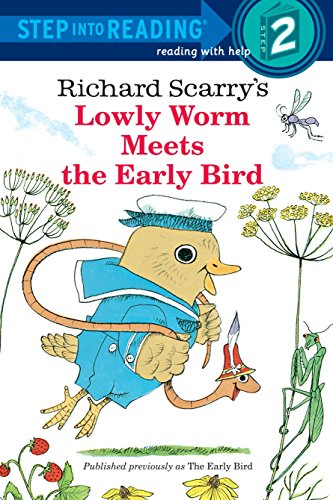 9780679889205: Lowly Worm Meets the Early Bird
