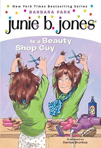 9780679889311: Junie B. Jones Is a Beauty Shop Guy