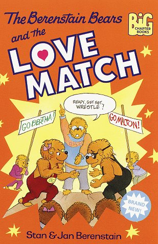 9780679889427: The Berenstain Bears and the Love Match