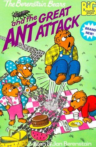 9780679889502: The Berenstain Bears and the Great Ant Attack
