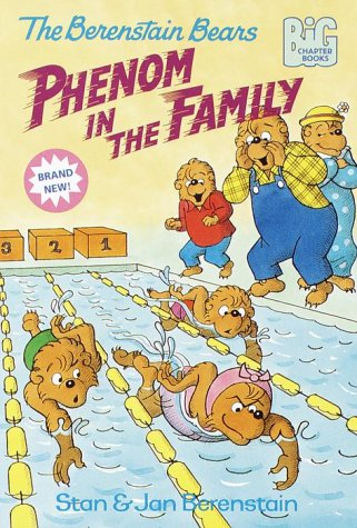 9780679889526: The Berenstain Bears: Phenom in the Family (Big Chapter Books)