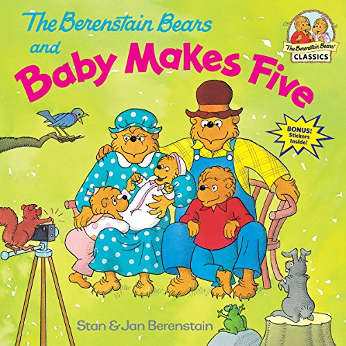 9780679889601: The Berenstain Bears and Baby Makes Five