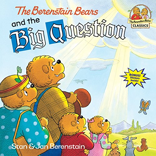 9780679889618: The Berenstain Bears and the Big Question