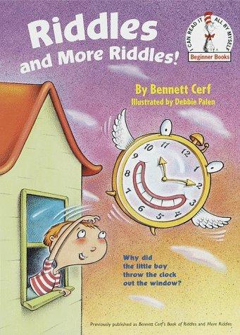9780679889700: Riddles & More Riddles (Beginner Books(R))