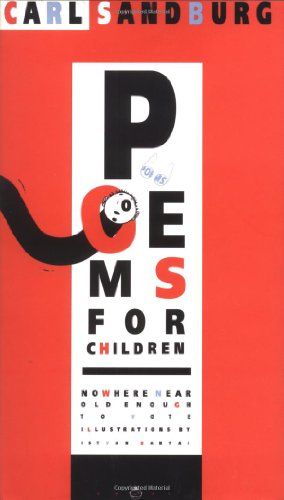 9780679889908: Poems for Children Nowhere Near Old Enough to Vote