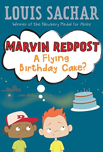 9780679890003: A Flying Birthday Cake (Marvin Redpost ;#6)