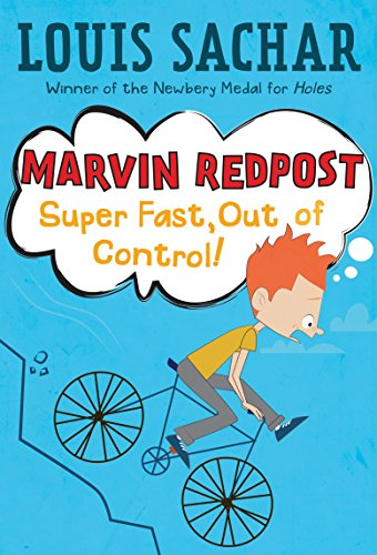 9780679890010: Super Fast, Out of Control! (Marvin Redpost series ; v #7)