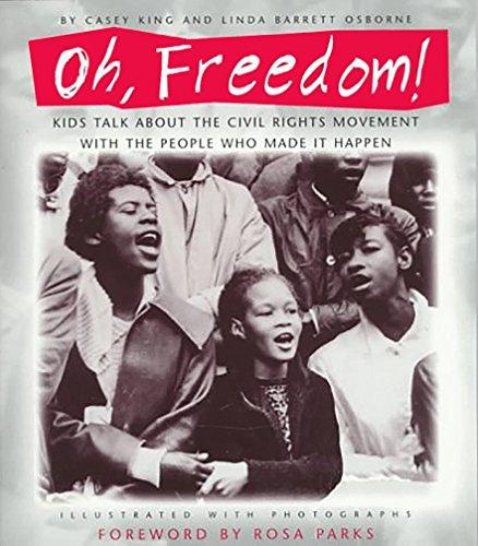 Oh, Freedom! (067989005X) by King, Casey; Osborne, Linda Barrett