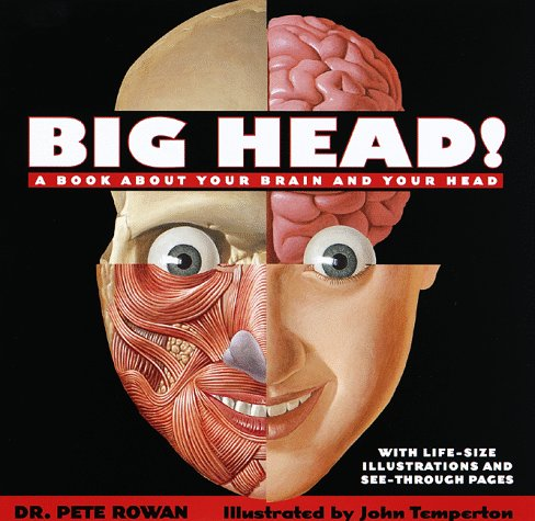 9780679890188: Big Head: A Book About Your Brain and Your Head