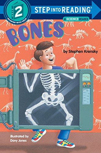 9780679890362: Bones (Step-Into-Reading, Step 2)
