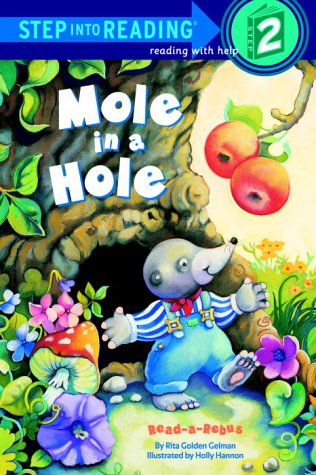 9780679890379: Mole in a Hole (Step-Into-Reading, Step 2)