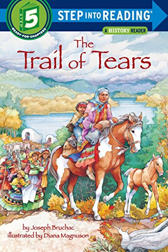 9780679890522: Trail of Tears (Step-Into-Reading, Step 5)
