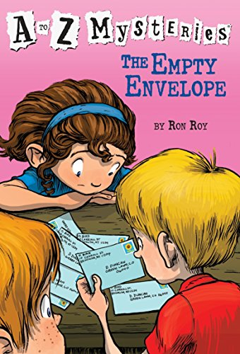 9780679890546: The Empty Envelope (A to Z Mysteries)