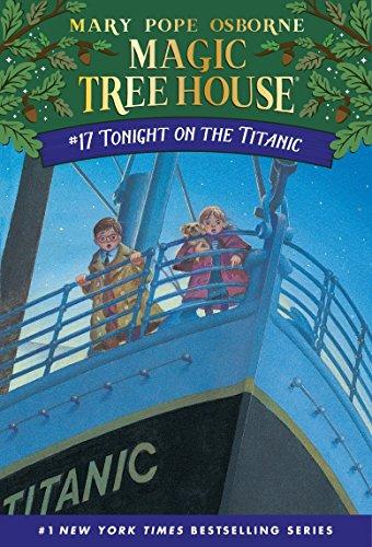 9780679890638: Tonight on the Titanic (Magic Tree House, No. 17)