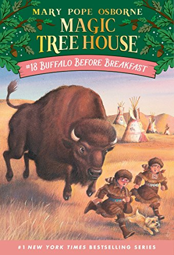 9780679890645: Buffalo Before Breakfast (The magic tree house)