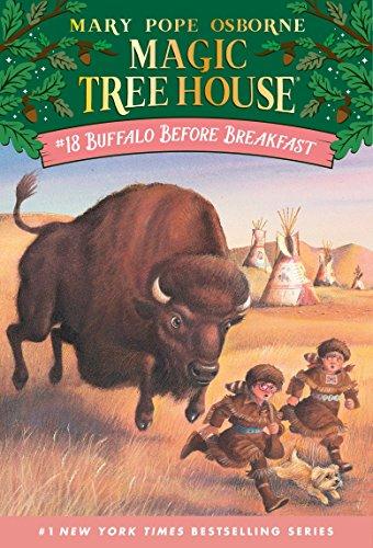 9780679890645: Buffalo Before Breakfast (Magic Tree House #18)