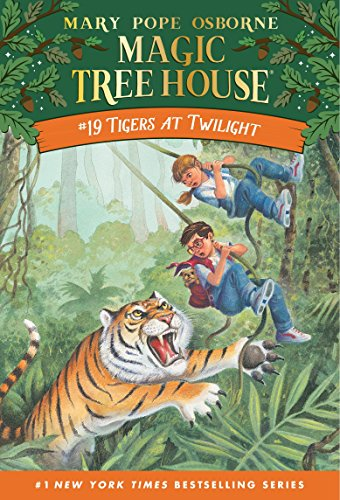 9780679890652: Tigers at Twilight (Magic Tree House, No. 19)
