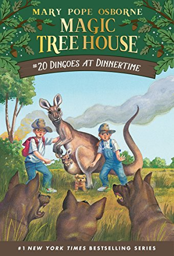 9780679890669: Dingoes at Dinnertime (Magic Tree House, No. 20)