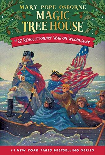 9780679890683: Revolutionary War on Wednesday (Magic Tree House (R))