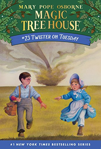 Twister on Tuesday (Magic Tree House, No. 23) (0679890696) by Osborne, Mary Pope