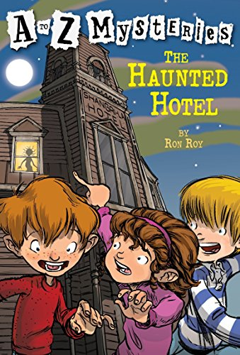 9780679890799: The Haunted Hotel (A to Z Mysteries)