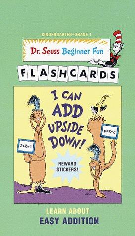 9780679890874: I Can Add Upside Down!-UPC Edition (Dr. Seuss Beginner Fun Flashcards)