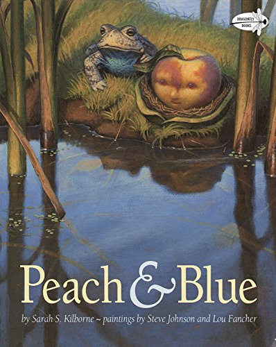 9780679890959: Peach and Blue (Dragonfly Books)
