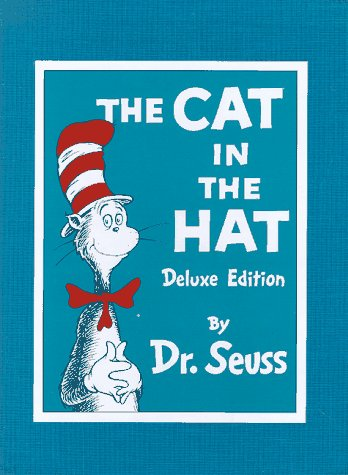 9780679891116: The Cat in the Hat Deluxe Edition (Classic Seuss)
