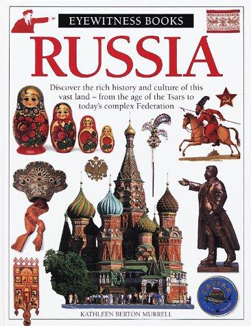 9780679891185: Russia (DK Eyewitness Books)