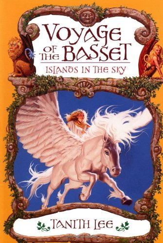 Islands in the Sky (Voyage of the: Lee, Tanith