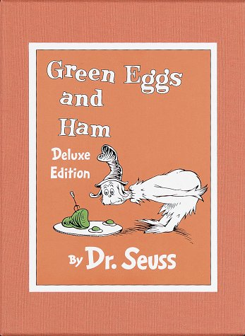 Green Eggs and Ham Deluxe Edition (Classic Seuss) (9780679891291) by Seuss, Dr.