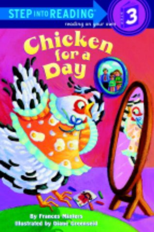 9780679891338: Chicken for a Day (Step-Into-Reading, Step 3)