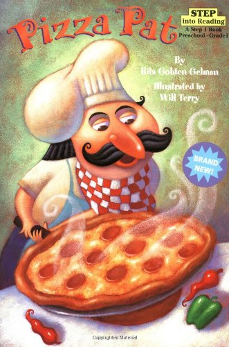 9780679891345: Pizza Pat (Step-Into-Reading, Step 2)