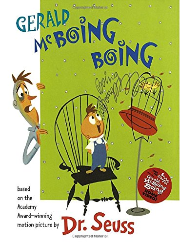 Gerald McBoing Boing (Classic Seuss) (9780679891406) by Seuss, Dr.