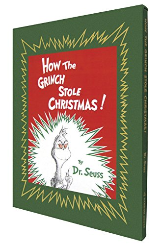 9780679891536: How the Grinch Stole Christmas (Deluxe Edition)