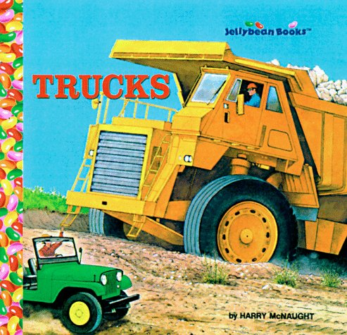 9780679891857: Trucks (Jellybean Books(R))