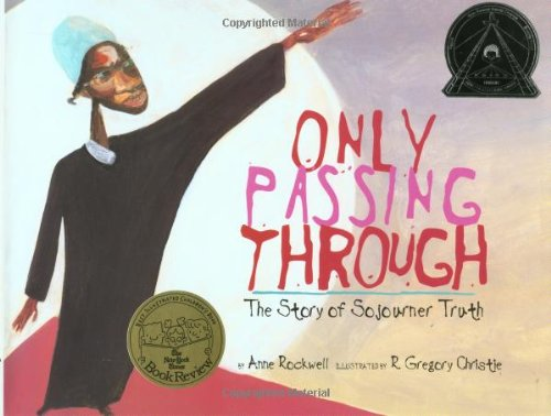9780679891864: Only Passing Through: The Story of Sojourner Truth