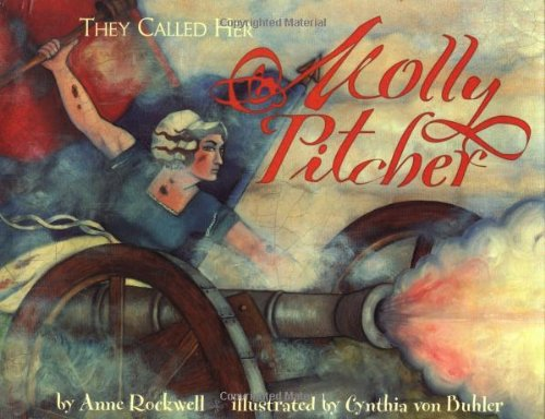 9780679891871: They Called Her Molly Pitcher