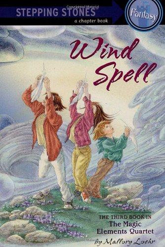 9780679892175: Wind Spell (Stepping Stone Book)