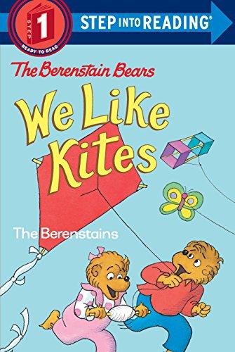 9780679892311: The Berenstain Bears: We Like Kites