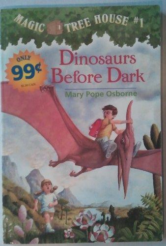 9780679892335: Dinosaurs Before Dark (Magic Tree House)