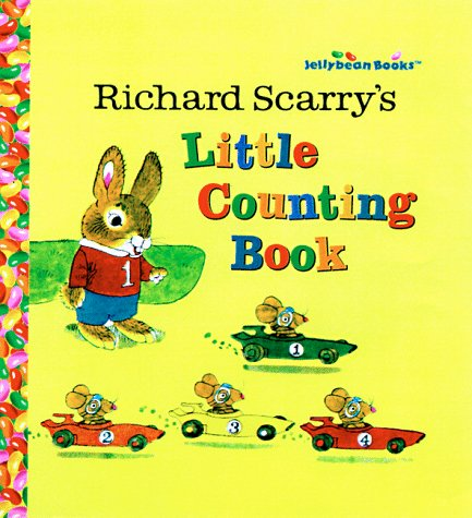 9780679892380: Richard Scarry's Little Counting Book (Jellybean Books(R))