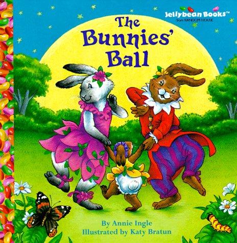 The Bunnies' Ball (Jellybean Books(R)): Ross, H.L.
