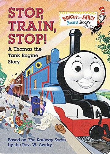 9780679892731: Stop, Train, Stop! A Thomas the Tank Engine Story